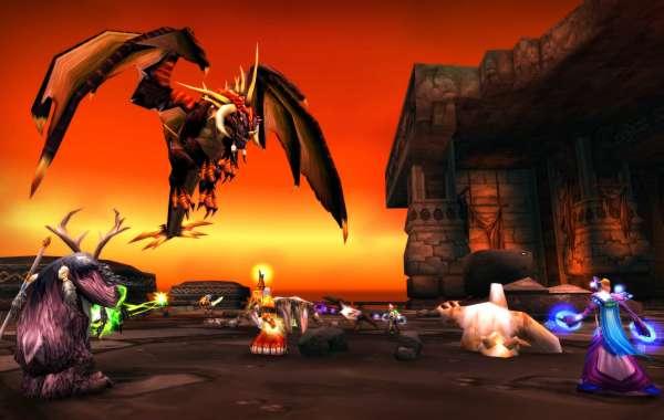 World of Warcraft Classic turned into something