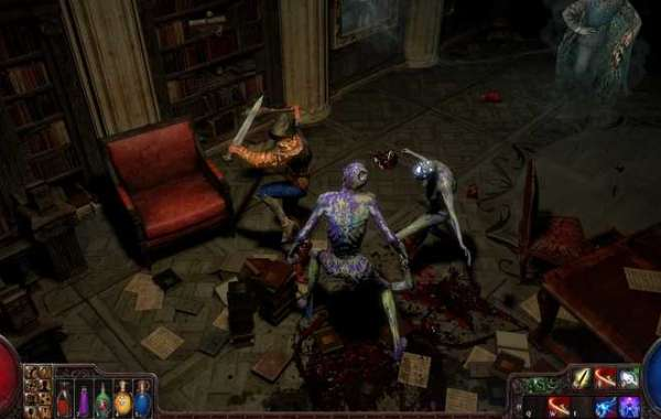 The development of the path of exile during the epidemic