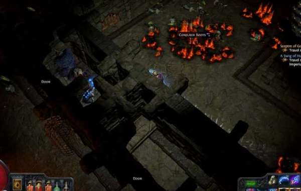 The Explosive Concoction (Pathfinder) gem in Path of Exile 3.15 extension