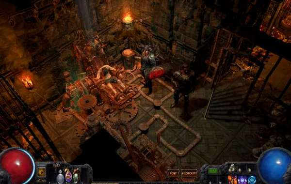 Path Of Exile is the best choice for competitive players
