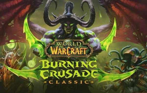 Opening hours of World of Warcraft Classic Burning Crusade Classic raid