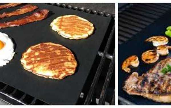 Are BBQ Grill Mat any Good and How to Use It